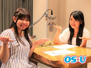 OS☆Uのガンガントーク。NET-RADIO!